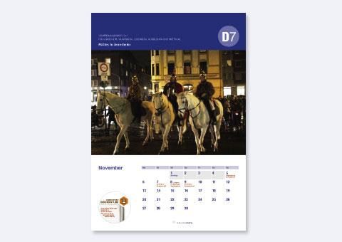 D7-Kalender
